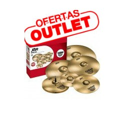 SET PLATOS SABIAN XS5006C XS20 NEW COMPLETE