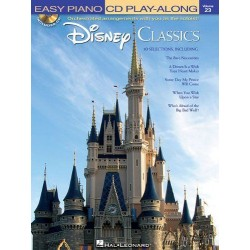 Disney w.- classics easy piano V.23