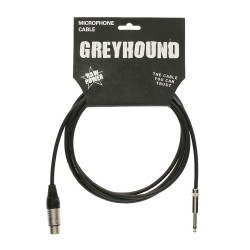 KLOTZ CABLES GREYHOUND by KLOTZ 10 metros