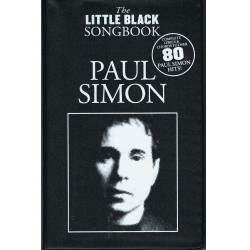 The Little Black Songbook. Paul Simon. Letras y Acordes