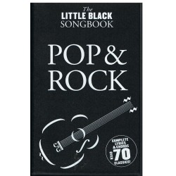 The Little Black Songbook. Pop & Rock. Letras y Acordes