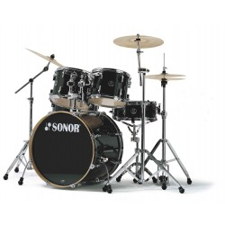 BATERIA SONOR F 2007 STAGE 2 PIANO BLACK