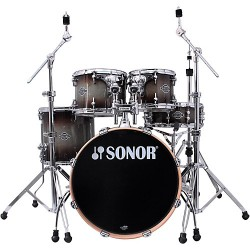 BATERIA SONOR SELECT STUDIO BROWN GALAXY SPARKLE