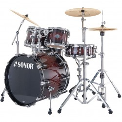 BATERIA SONOR SELECT STAGE 2 SMOOTH BROWN BURST