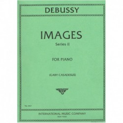 Debussy Images Serie 2