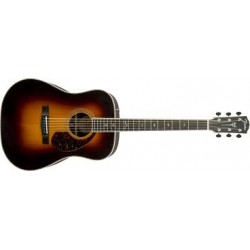 Fender PM-1 Deluxe Dreadnought, Vintage Sunburst