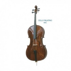 "Cello ""PALATINO"" 1/2 c/funda"