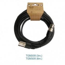 "Cables para Microfono ""TGI"""