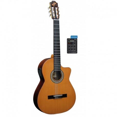 Guitarra ADMIRA Virtuoso Electrificada Cutaway FISHMAN