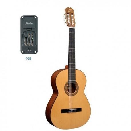Guitarra ADMIRA Juanita-Electrificada