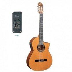 Guitarra ADMIRA Malaga Electrificada Cutaway