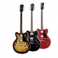 """Guitarra """"Höfner"""" Verythin..."""