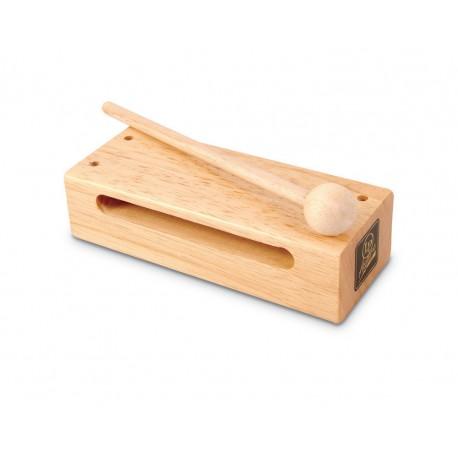 Bloques Aspire Madera Block de madera con maza pequeña