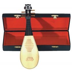 Instrumentos en miniatura Laúd