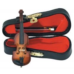 Instrumentos en miniatura Violín