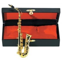Instrumentos en miniatura Saxofón alto