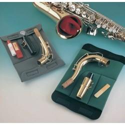 Funda accesorios Saxofón SaxPac Ebony