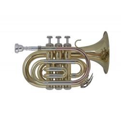 Trompeta de bolsillo Bb PT650 PT650
