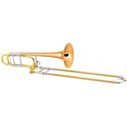 Trombón tenor en Sib/Fa...