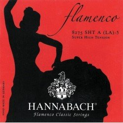 Cuerdas para Guitarra Clásica, Serie 827 Super High Tension Flamenco Classic Juego Super High