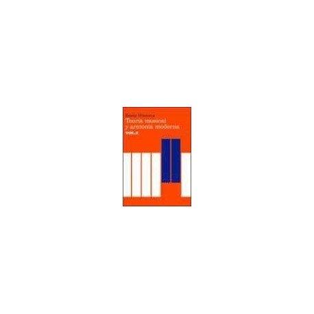 Herrera, Enric. Teoría Musical y Armonía Moderna Vol.2. Antoni Bosch
