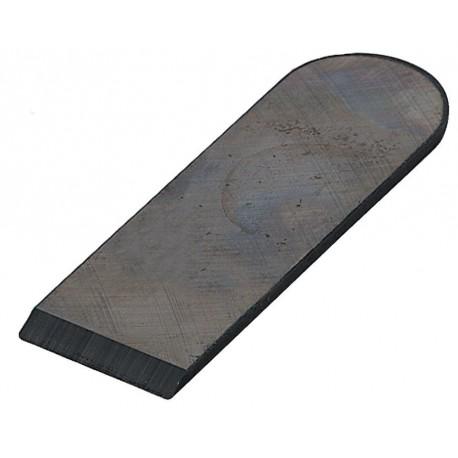 Cuchilla para cepillo Base arqueada 23 mm