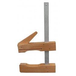 Prensa de madera 200/140 mm