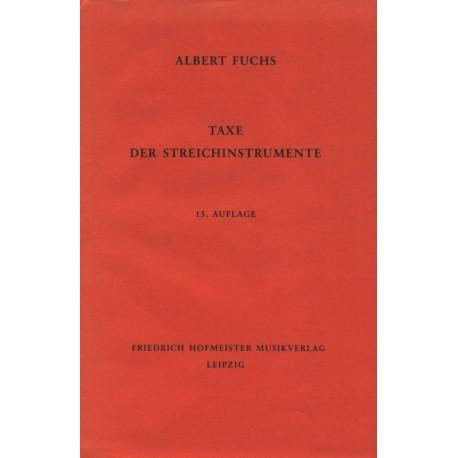 Literatura técnica Fuchs-Möckel-Taxe