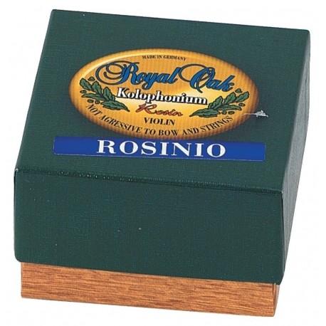 Resina Royal Oak Rosinio Violín, claro