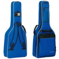 Funda Guitarra Premium 20 Clásica 4/4 azul