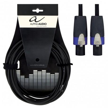 Peak Line Cables para altavoces 3m / Pack de 10 uds.
