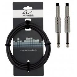 Basic Line Cable mono para instrumentos 3m