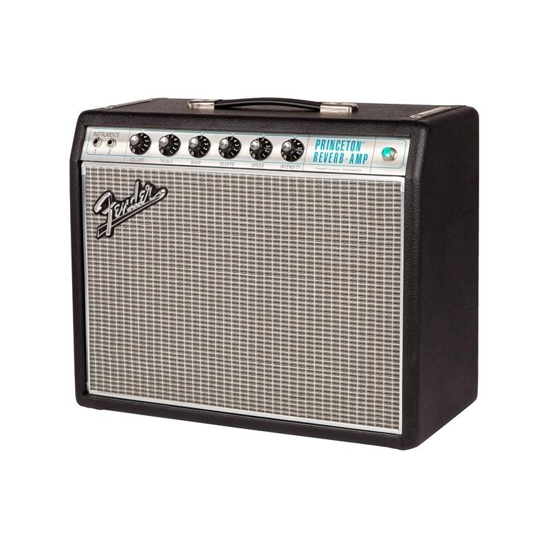 Amplificador para guitarra eléctrica combo a válvulas Fender '68 Custom Princeton® Reverb