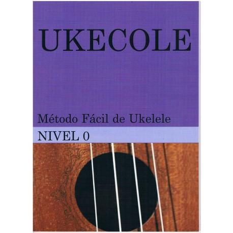 PIÑERO C.- UKECOLE METODO FACIL DE UKELELE 0