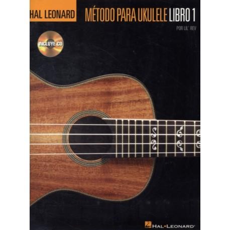 METODO PARA UKELELE LIBRO 1
