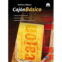 PHILIPZEN. CAJON BASICO +CD. CARISCH