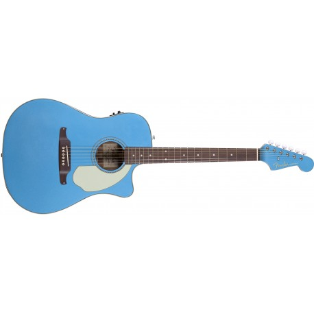 Fender Sonoran SCE, Lake Placid Blue