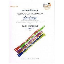 METODO COMPLETO PARA CLARINETE + TARJETA