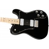 American Pro Telecaster Deluxe Shaw MN BK