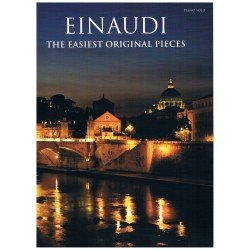 EINAUDI. THE EASIEST ORIGINAL PIECES (PIA)