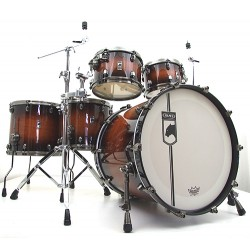 BATERIA MAPEX THE BLASTER BPL628XLWU. SERIE BLACK PANTHER
