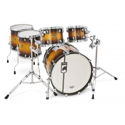 BATERIA MAPEX THE VELVETONE BP628XCUB. SERIE BLACK PANTHER