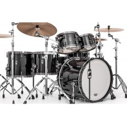 BATERIA MAPEX BLACK WIDOW BPNW628XFLTB. SERIE BLACK PANTHER