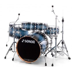 BATERIA SONOR SELECT STAGE S DRIVE BLUE GALAXY SPARKLE