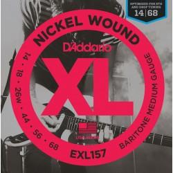 D'Addario EXL157 XL Guitarra barítono [14 68]