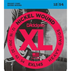 exl145 nickel wound heavy plain 3rd 12 54