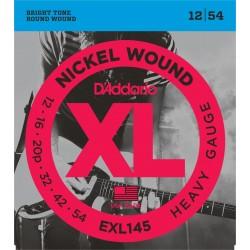 exl145 nickel wound heavy plain 3rd 12 54