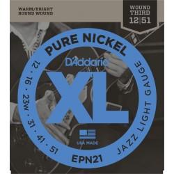 epn21 pure nickel jazz light 12 51