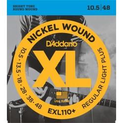 D'Addario EXL110+ Regular Light Plus [10.5 48]