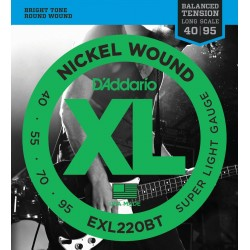 exl220bt balanced tension super light 40 95